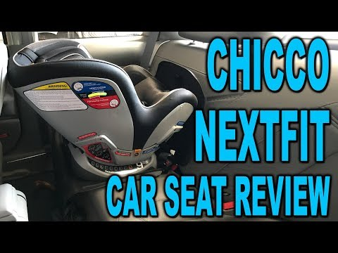 Chicco NextFit Convertible Car Seat In Depth Review – The Clueless Dad