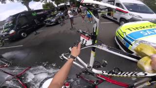 Contador's Bike gets full TDF treatment with the Sprint.