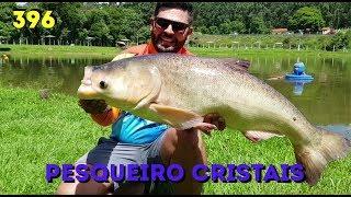 Conheça o Pesqueiro Cristais - Fishingtur na TV 396