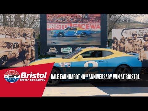 Dale Earnhardt Sr. 40th Anniversary Press Conference At Bristol