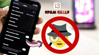 Stop Spam Calls with iOS 13