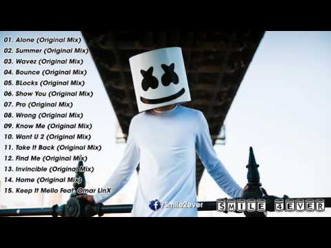 Marshmello Greatest Hits 2017  Terbaik Mp3