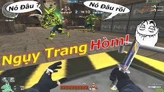 Ngụy Trang Hòm Tiếp Tế TROLL Thanh Niên Tàu Khựa CFQQ.