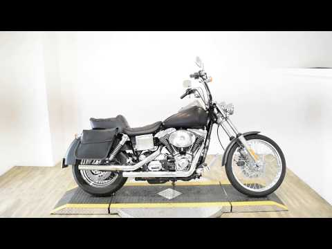 2002 Harley-Davidson FXDWG Dyna Wide Glide® in Wauconda, Illinois - Video 1