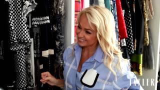 Платья Яны Рудковской: видео из гардероба звезды