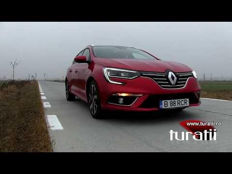 Фото к видео: Renault Megane Estate 1.7l Blue dCi 150 EDC6 video 1 of 2