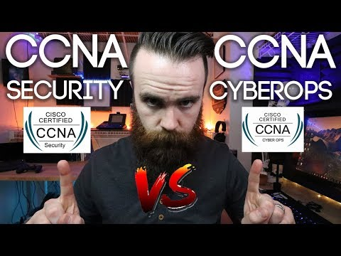 CCNA Cyber Ops vs CCNA Security - YouTube