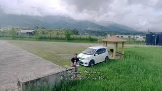 Take off dari dream world resort ronda2 kundasang (Dji Phantom 3Pro)