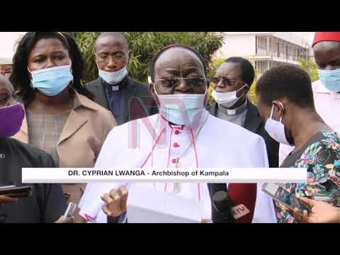 Demolition was an attack on all Christians - Archbishop Lwanga