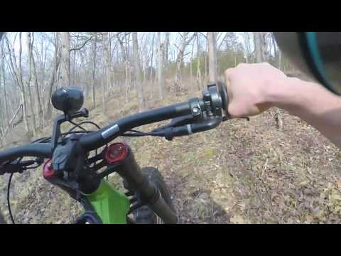 Sur Ron Bee Electric Motorcycle Professional Review- Off Road Ride