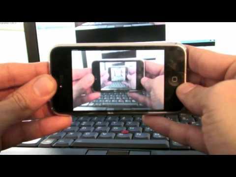 immagine di anteprima del video: milesone x-protect on iphone