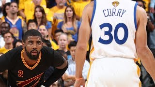 NBA Finals 2017: Stephen Curry vs. Kyrie Irving Full Duel - Video Youtube