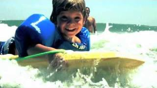 preview picture of video 'BODYBOARDING BABY on Hurricane Irene's Swell'