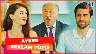 Ayşe Ve Kerem Şirketin Reklam Yüzü Olursa   Afili Aşk 9. Bölüm