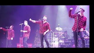 98 Degrees at Christmas | The Holiday Tour 2018 | Laliland - YuleVlog #20