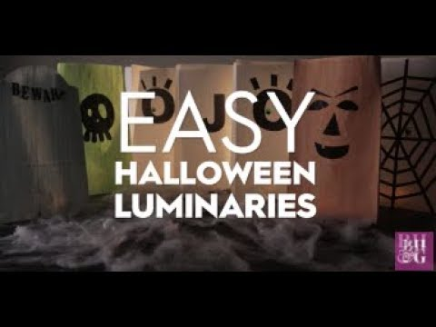 Halloween Lanterns | Made By Me Crafts | Better Homes & Gardens
