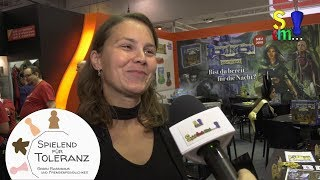 SPIEL 2018 - ASS Altenburger im Interview - Katrin Schlegel - Produktmanagerin