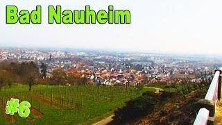 Bad Nauheim Гора Johannisberg и Спортивный парк Gesundheitsgarten часть 6