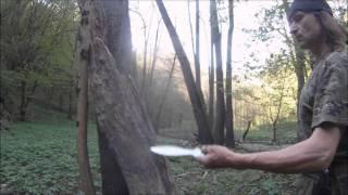 Knife Throwing - Házení vrhacím nožem