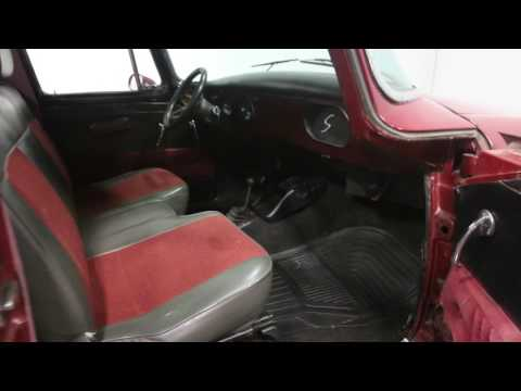 Video of '61 Champ - L8OS