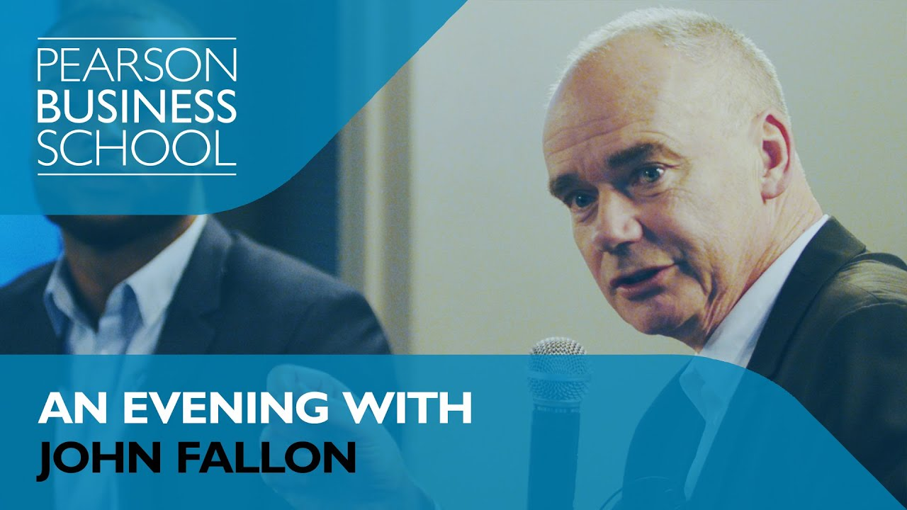 Evening With John Fallon