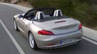 [Autocar] BMW new Z4 in action