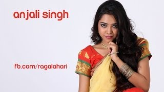 Anjali Singh in Half Saree - Ragalahari Exclusive Photo Shoot