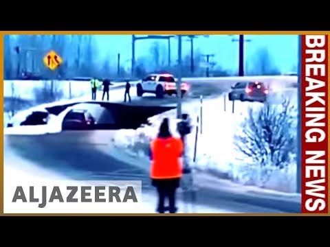 🇺🇸US: Magnitude 7.0 earthquake rocks Alaska l Al Jazeera English