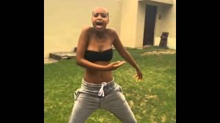 Ntando duma's Mock Dance to Sunday Sun 's alleged False Publication