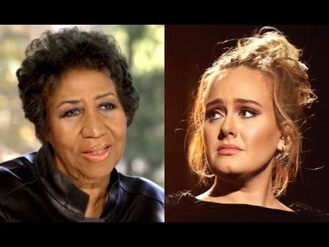 ARETHA FRANKLIN on ADELE — Diva on Diva