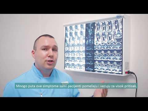 Vazodilatatori injekcije u hipertenzije