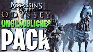 GAMECHANGER - Abstergo Pack ist das STÄRKSTE Jäger Set in AC Odyssey