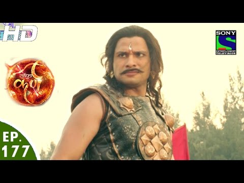 Suryaputra Karn - सूर्यपुत्र कर्ण - Episode 177 - 29th February, 2016