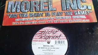 MOREL INC.are you ready tho play the game (morels groove mix)1997