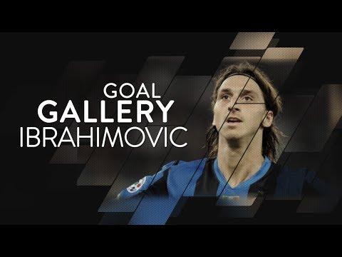 ZLATAN IBRAHIMOVIC   All of his 66 Inter goals 🇸🇪🖤💙