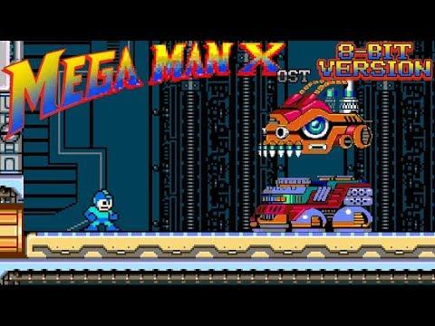 Mega Man X3 - Dr Doppler Stage 1 (Famitracker 8 Bit - 2A03