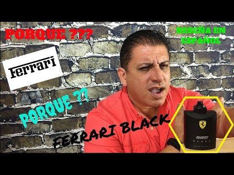 FERRARI BLACK || Porque Ferrari Porque ??? || Reseña En Español........