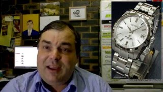 PAID WATCH REVIEWS - GRAND SEIKO GONE MAD COLLECTION