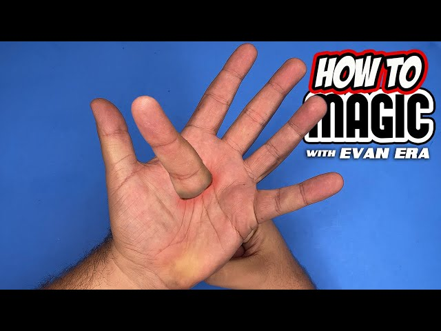7 Magic Tricks You Can Do