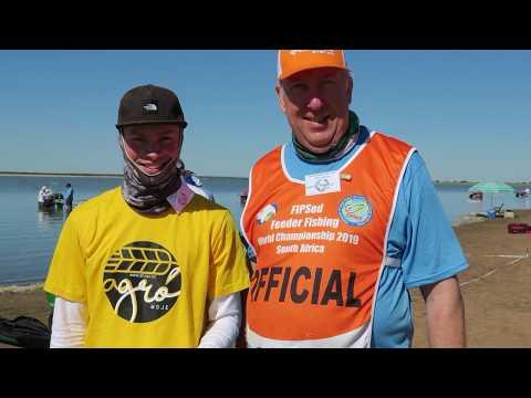 Mistrovství světa v lovu ryb na feeder 2019