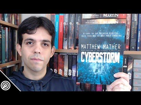 Cyberstorm - RESENHA - Leitura #109