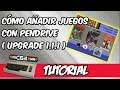 tutorial: Como A adir Juegos Al Commodore 64 Mini Por U