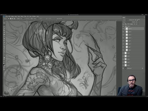 Latest Crowfall Stream Shows the Goddess Zaleena Getting a Makeover