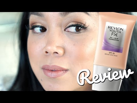 NEW Revlon Youth FX Foundation Review - itsjudytime