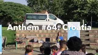 Anthem #64: Croatia- Capri Everitt: Around the World in 80 Anthems