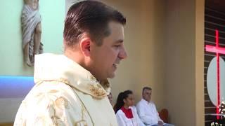Evangelho e Homilia - Casamento Comunitário Com Missa (26.10.2018)