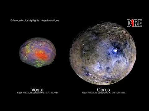 AGENZIA DIRE TG SCIENZA LE MISSIONI DELLA NASA