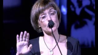 Xirinacs al Palau 12 - Parlament de Rosa Calafat (professora de la Universitat de Mallorca)