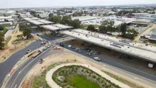 South Road Superway Timelapse
