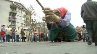 preview picture of video 'Cerknški karneval 09 - Cerknica'